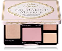 Too Faced The Secret to No Makeup Makeup Fresh and Flawless Face Palette, 0.65 Ounce by Too Faced