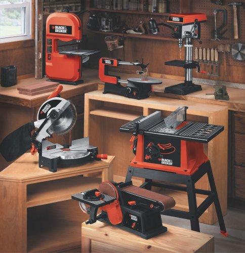Delta Drill Press Best Black Amp Decker Bddp100 3 2 Amp 10