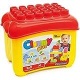 Clementoni - 14882.0 - Jouet de Premier Age - Clemmy Plus - Cube Géant