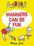 img - for Manners Can Be Fun book / textbook / text book