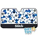 New Disney Lilo & Stitch Front Windshield Sunshade