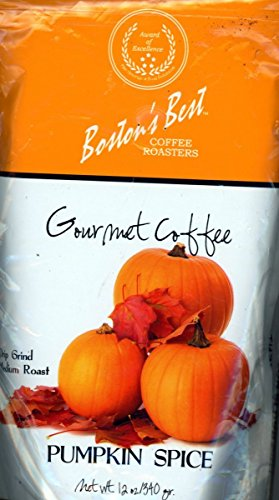 Boston's Best Coffee Roasters Pumpkin Spice