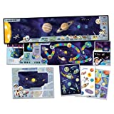 LeapFrog LeapReader Interactive Solar System Discovery Set (works with Tag), Child, Play, Newborn, Game, Toy