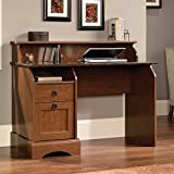 Sauder Graham Hill Desk, Autum Maple Finish