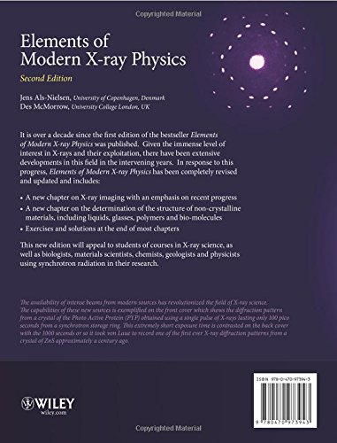 Elements of Modern X-Ray Physics