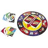Mattel Games K2782 Uno Spin - Juego de cartas (en italiano) [Importado de Italia]