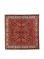 L'EDEN DEL TAPPETO Alfombra Meymeh Rojo 210 x 218 cm