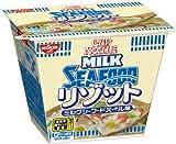 日清 カップヌードルリゾット ミルクシーフード  6食入x2ケース(12個)