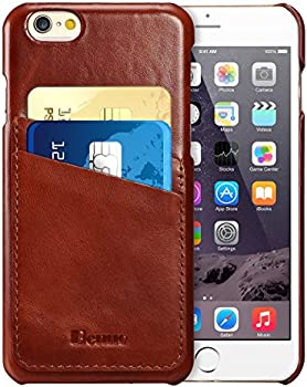 Benuo Leather Card Case for iPhone 6 / 6s