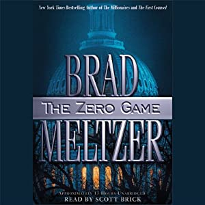 The Zero Game Audiobook