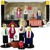Dilbert PVC Set of 6