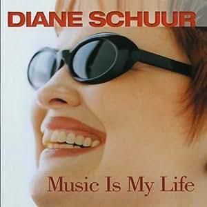 diane schuur diane schuur music is my life