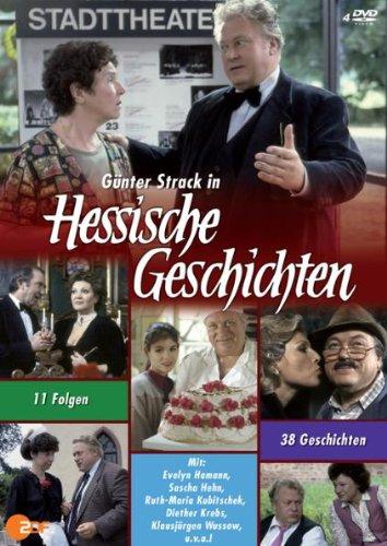 Hessische Geschichten - Die komplette Serie (4 DVDs)