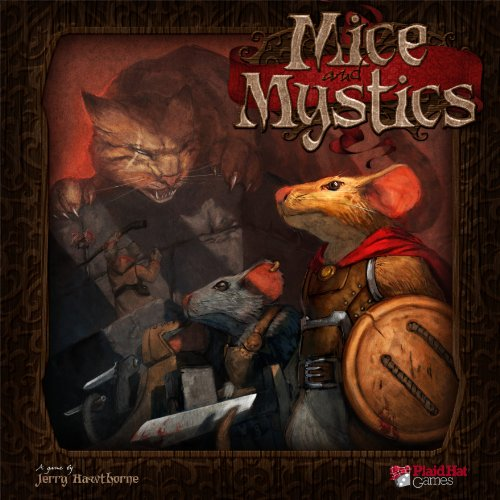 Plaid Hat Games Plaid Hat Games Mice and Mystics Board Game