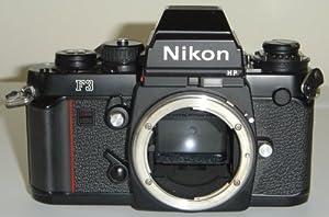 Nikon F3 HP SLR Film Camera Body 35mm F3/HP High Eyepoint Viewfinder