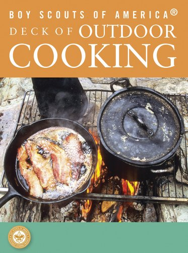 Boy Scouts of America's Deck of Outdoor Cooking (Boy Scout Cooking compare prices)
