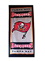 Tampa Bay Beach Towel - MLB Buckaneer's Beach Towel