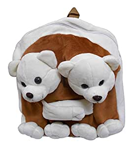 Saugat Traders Soft Toy School Bag