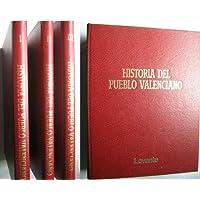 Historia del pueblo valenciano tomo 3-levante-EN SIMIL PIEL Y GRAN FORMATO-MAGNÍFICAS E IMPRESIONANTES ILUSTRACIONES...