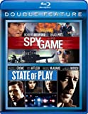 Spy Game / State of Play [Blu-ray]