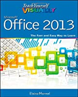 Teach Yourself VISUALLY Office 2013 Front Cover