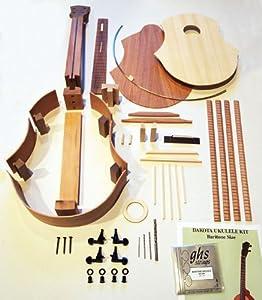 baritone ukulele kit. Black Bedroom Furniture Sets. Home Design Ideas