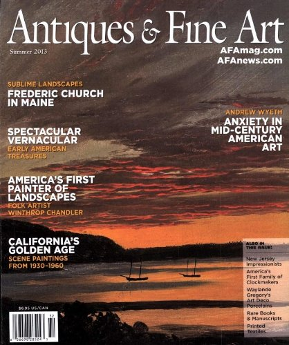 Antiques & Fine Art [1-year subscription]