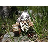 Garden Battle Gnome with Hammer 4""