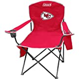 NFL Chiefs Cooler Quad Chair at Amazon.com