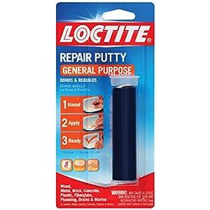 Loctite 431348 2-Ounce All Purpose Epoxy Repair Putty Stick
