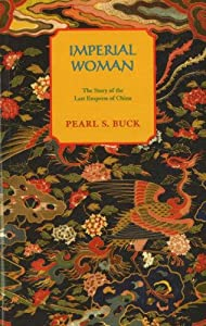 Cover of &quot;Imperial Woman (Buck, Pearl S. ...