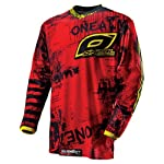 O'Neal Element Kids Toxic Downhill Jersey Children red/yellow YXL