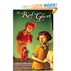 The Red Ghost (A Stepping Stone Book(TM)) Marion Dane Bauer and Peter Ferguson
