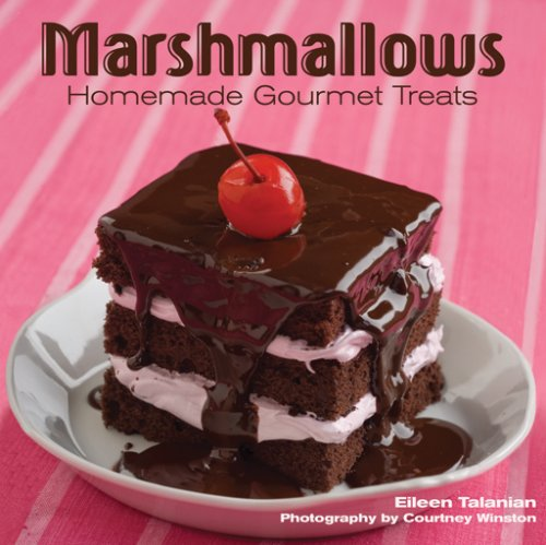 Marshmallows ~~ Homemade Gourmet Treats