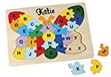 Miles Kimball Personalized Butterfly Alphabet Puzzle