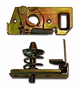 AutoLoc BCTR Bear Claw Trunk/Hood Large Latch Assembly