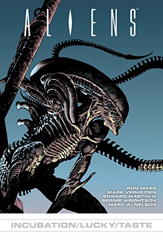 Aliens #25: Incubation/Lucky/Taste PDF Download Free