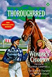 Wonder's Champion (Thoroughbred Series #21) (0061064912) by Joanna Campbell