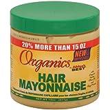 Africa's Best Organics Hair Mayonnaise, 15 oz