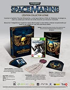 Warhammer 40 000 : Space marine - édition collector ultime