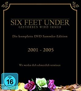 Six Feet Under - Die komplette Serie (Superbox)