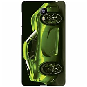 Meizu M2 Back Cover - Stylish Car Designer Cases