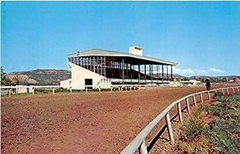 Grand Stand, La Mesa Park Raton, New Mexico, NM, USA Old