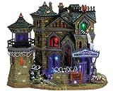 Lemax Halloween Spooky Town Village Forsaken Souls Prison #75497