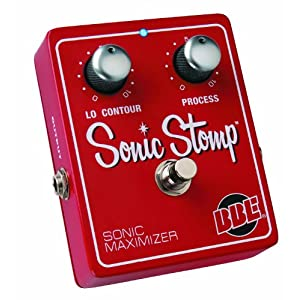 Awesome deal on the BBE Sonic Stomp at Amazon