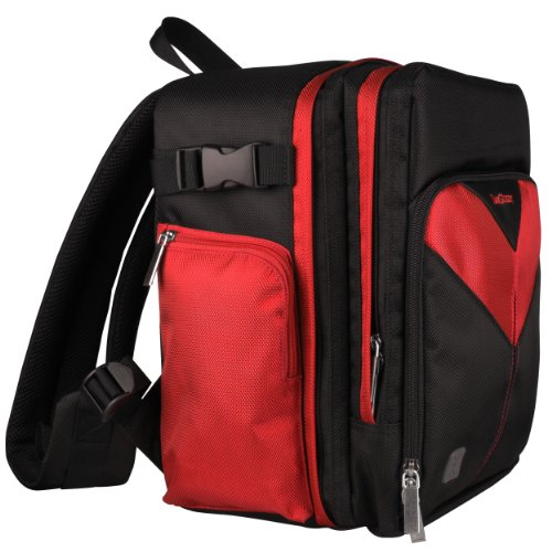 Sparta Adventure Backpack Bag For Olympus Pen E-P5 / Pen E-Pl5 / Pen E-Pm2 Digital Camera