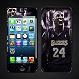 Apple iPhone 5 Skin cover- Kobe Bryant design 3- protective skin- ip5kobe3
