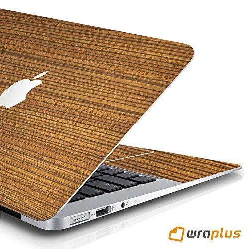 wraplus for Macbook Air 11 インチ 【ゼブラウッド2】 スキンシール