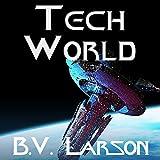 Tech World: Undying Mercenaries, Book 3 (Unabridged)