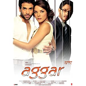 Aggar – Passion Betrayal Terror (2007) (Hindi Romance Thriller Film / Bol/ Bollywood Movie / Indian Cinema DVD)